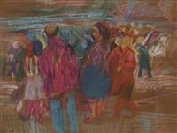 dans le métro by farid aouad