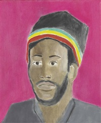 chris ogidih by craigie aitchison