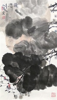 花卉 by cui ruzhuo