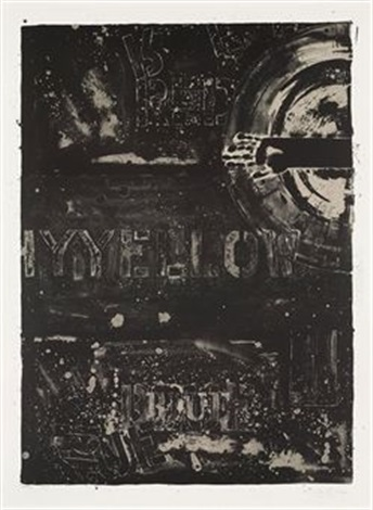 periscope ii by jasper johns