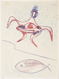 artwork by max ernst