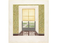 contrejour in the french style by david hockney