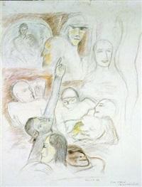 le grand renfermement, première version by pierre klossowski