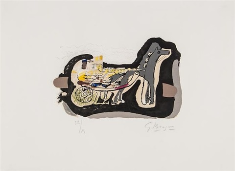 grouse by georges braque