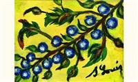 branche fleurie by séraphine de senlis