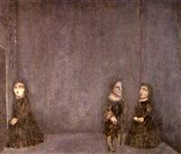 hommage à velasquez by louis quilici