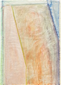 no. 7 (ocean park, variation 7) by richard diebenkorn
