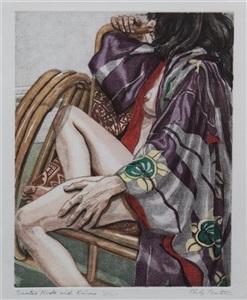 artwork by philip pearlstein