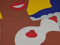 nude (from 11 pop artists, vol. ii) by tom wesselmann