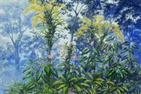 tropical landscape by gonzalo ariza
