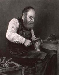a jewish cobbler by jos. graumann
