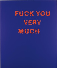 fuck you very much by adam mcewen