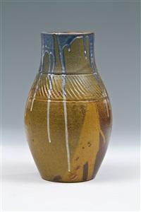 seltene vase by eugène lion
