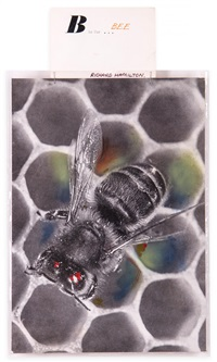 b is for bee by richard hamilton
