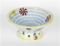 bowl (+ another; pair) by hylton nel