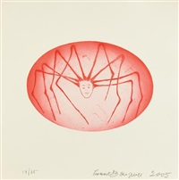 spider woman by louise bourgeois