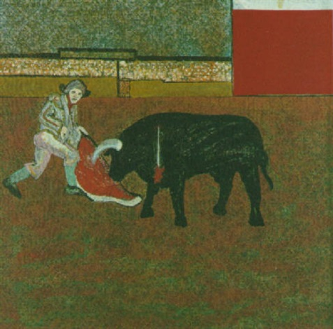 bullfight by robin winters