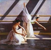 ballet girls by alexander akopov
