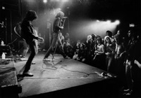 the ramones, live by godlis