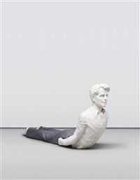 wittgenstein's space warp by erwin wurm