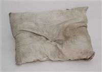 pillow by gavin turk