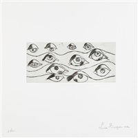 eyes by louise bourgeois