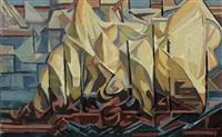 sails by saliba douaihy