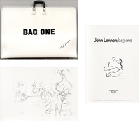 bag one by john lennon