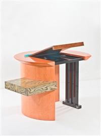scrivania (modello sophia) by aldo cibic