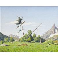 monte bianco by memo vagaggini