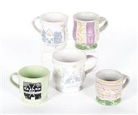 mug (+ 11 others; 12 works) by hylton nel
