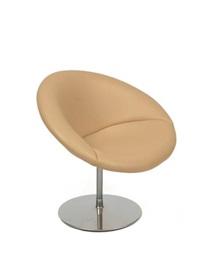 fauteuil pivotant globe by pierre paulin