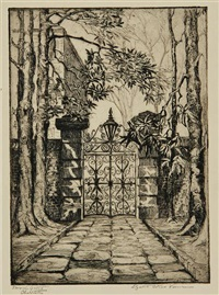 sword gates, charleston by elizabeth o'neill verner
