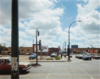 victoria avenue and alberta street, regina, saskatchewan, august 17 by stephen shore