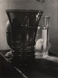 still life according to glaezes by josef sudek