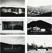 nevada (set of 15) by lewis baltz