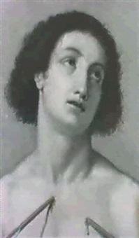 san sebastiano by clemente bocciardo (il clementone)