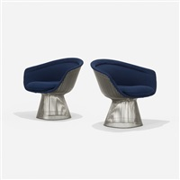Lounge Chairs, Pair, 1966