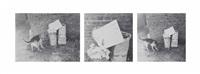 untitled (3 works) by sigmar polke