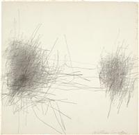 subway drawing (#11-29) by william anastasi