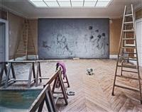 le serment du jeu de paume, attique de chimay by robert polidori