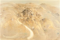 silk road - cappadocia by ken johnson