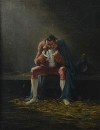 en prison by jean baptiste madou