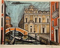 venise by bernard buffet