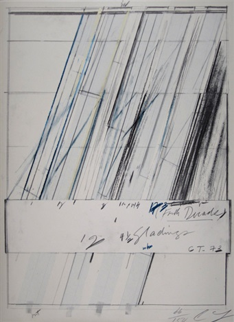 ohne titel by cy twombly