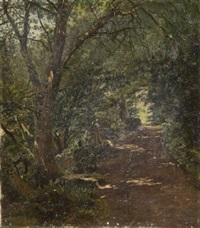 forest and river landscapes by frederick william john shore