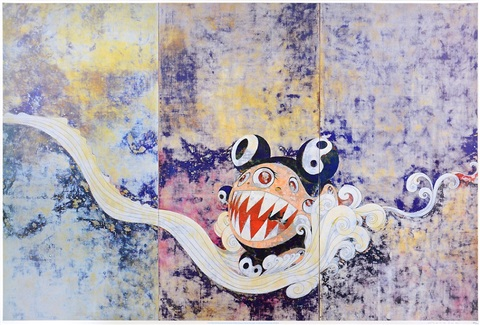 artwork 727 by takashi murakami