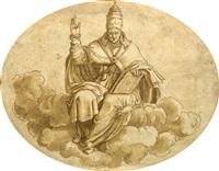 san gregorio by francisco pacheco
