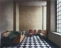 ancien vestibule de l'appartement de madame adelaide by robert polidori