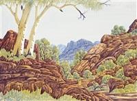 aranda landscape by clem abbott
